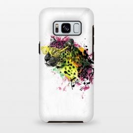Galaxy S8 plus  Club Leo by  (Leo,Club,Music,Sound,Animals,Animal,wild,leopard,danger,cat,Clubber,kitty,colorful,party,glasses,DJ,Deejay,splash)