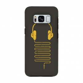 GOLD HEADPHONES by Sitchko Igor ()