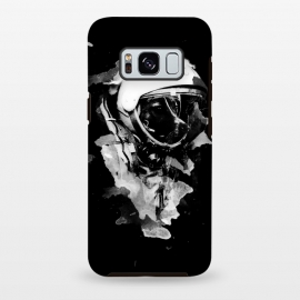 Galaxy S8 plus  Space Dog by  (Dog,Laika,Space,astronaut,cosmonaut,cosmo,puppi,animal,animals,mixed,black,white)