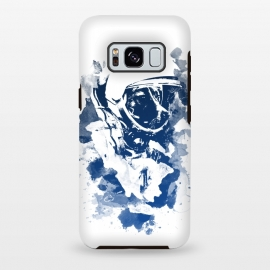 Galaxy S8 plus  Space Dog V3 by  (Space,dog,laika,astronaut,cosmonaut,cosmo,cosmos,puppi,animal,animals,galaxy,mixed)