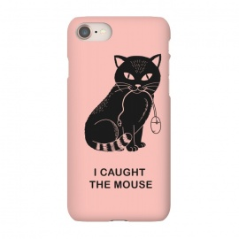 iPhone 8/7  I caugth the mouse rose by Coffee Man