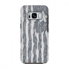 Galaxy S8  America Feather Flag by Sitchko Igor
