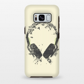 Galaxy S8 plus  Art Headphones by  (Headphones,music,vector,digital,sound,audio,pioneer,senhaisser,aiaiai,DJ,deejay,clubber,moloman,melodic,club,techno,trance,progressive,deep,house,DNB,dubstep,trap,urban,modern,underground)