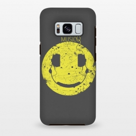 Galaxy S8 plus  Music Smile V2 by