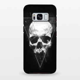 Galaxy S8 plus  We Are All Made of Stars by  (skull,space)