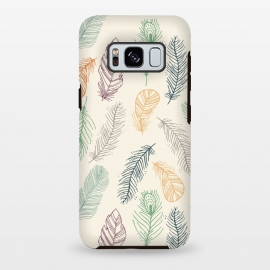 Galaxy S8 plus  Feathers by  ()