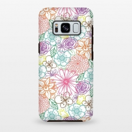 Galaxy S8 plus  Bright Floral by  ()