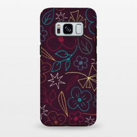 StitchGarden by Dunia Nalu (floral,flower,flowers,nature,pattern)