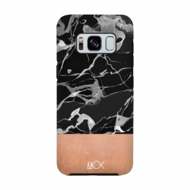 Marble and Pink Copper by M.O.K. ()