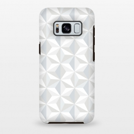 Galaxy S8 plus  White Geometry by  ()