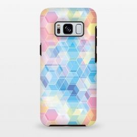 Galaxy S8 plus  Hexagons by  ()