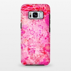 Galaxy S8 plus  Rose Floral by  ()