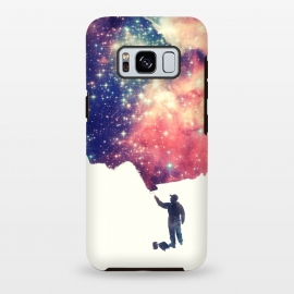 Galaxy S8+  Painting The Universe by Philipp Rietz