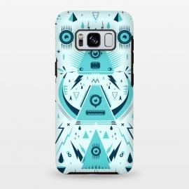 Galaxy S8 plus  Triangle Alien Transformer by  ()