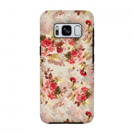 Galaxy S8  Floral Pattern X by Riza Peker