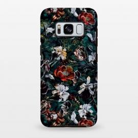 Galaxy S8 plus  Floral Pattern VI by  (Floral,design,art,botanical,flowers,Rizapeker)