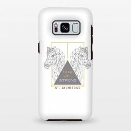 Galaxy S8 plus  Horses Capicúa by  ()