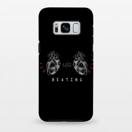 Galaxy S8 plus  Hearts Black Capicúa by  ()