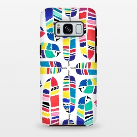 Galaxy S8 plus  Tribal Feathers by  ()