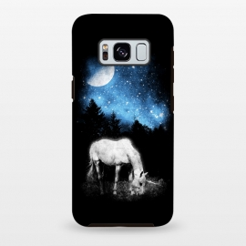 Galaxy S8 plus  Mooonlight Unicorn by