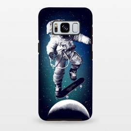 Galaxy S8 plus  Skateboarding astronaut by  ()