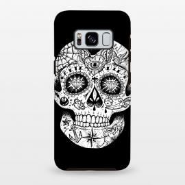 Galaxy S8 plus  Tattooed Skull by  ()