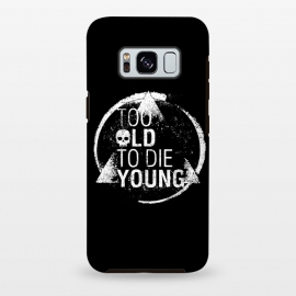 Galaxy S8+  Too Old To Die Young by Mitxel Gonzalez