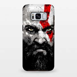 Galaxy S8+  Kratos by Mitxel Gonzalez (kratos,god of war,videogames,gamer,gamers,fan art,videojuegos,godofwar)