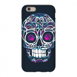 iPhone 6/6s  Calavera IV Neon  by Wotto
