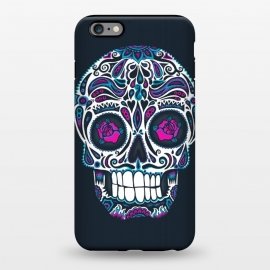 iPhone 6/6s plus  Calavera IV Neon  by Wotto