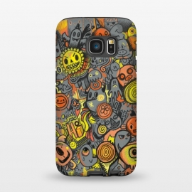 Galaxy S7  Pencil People by Wotto