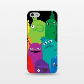 iPhone 5/5E/5s  Phone full of Monsters by Wotto
