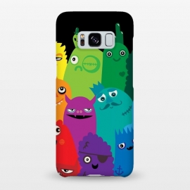 Galaxy S8+  Phone full of Monsters by Wotto