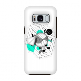 Galaxy S8  Abstract Geometry by Mitxel Gonzalez