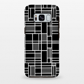 Galaxy S8 plus  Map Lines by