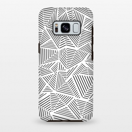 Galaxy S8+  AB Linear White by Project M ()