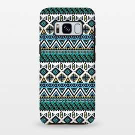 Galaxy S8+  Tribal stripe by Laura Grant