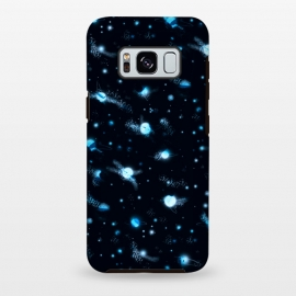 Galaxy S8+  marble night sky by Laura Grant (marble,night sky,stars,galaxy,universe,sky,planet)