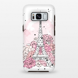 Galaxy S8 plus  Peony Paris by