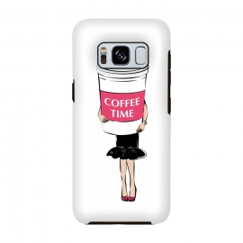 Galaxy S8  Coffee Lover by Martina