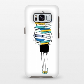 Galaxy S8 plus  Book Worm by  ()