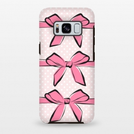Galaxy S8 plus  Pink Bows by  ()