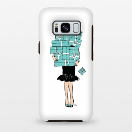 Galaxy S8 plus  Tiffany's Box Girl by  ()