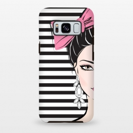 Galaxy S8 plus  Bow Girl by
