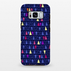 Galaxy S8 plus  Midnight Triangles by  ()