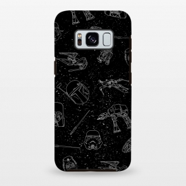 Galaxy S8+  Star Doodles by Julien Missaire ()