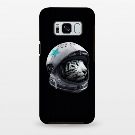 Galaxy S8+  Astro Tiger by Steven Toang ()