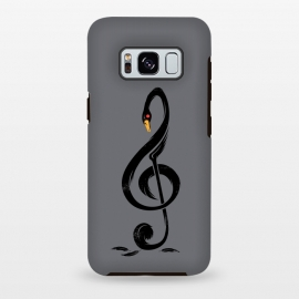 Galaxy S8 plus  Black Swan's Melody by  ()
