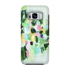Galaxy S8  Mint Julep by Ann Marie Coolick