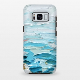 Galaxy S8 plus  Pacific Shore by  (sea,beach,ocean,Pacific,waves,water,turquoise,blue,coastal)